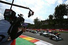 Formel 1 - Mit Harakiri-Man�ver Doppelsieg verschenkt: Lauda & Wolff: Inakzeptabel von Rosberg