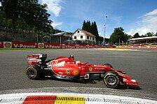 Formel 1 - Alonso geschlagen: R�ikk�nen: Erstes sauberes Rennen