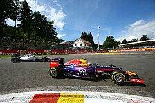 Formel 1 - Mercedes-Knall musste ja passieren: Ricciardo: Sieg f�hlt sich ungewohnt an