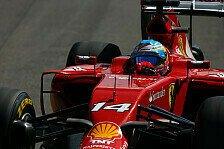 Formel 1 - Ich will mit Ferrari gewinnen : Teamwechsel: Alonso redet Klartext