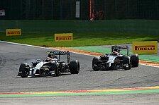Formel 1 - Magnussen: Ich ziele auf Jenson: McLaren: Kein Erbarmen in Kurve eins