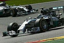 Formel 1 - Wolff: Hatte es immer bef�rchtet: Mercedes: Kommt jetzt doch die Teamorder?