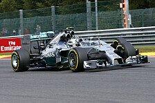 Formel 1 - Saison im Streit: Krach-Chronologie: Hamilton gegen Rosberg