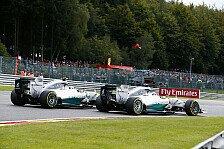 Formel 1 - Unfall oder Absicht?: Hamilton vs. Rosberg: Die Stimmen