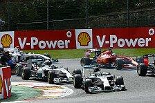 Formel 1 - Unsinn - kein absichtlicher Unfall: Wolff: Rosbergs Aussagen falsch interpretiert