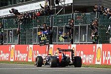 Formel 1 - Bilder: Belgien GP - Rennen