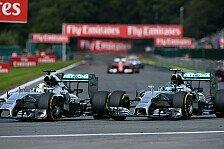 Formel 1 - Wo alles anfing...: Mercedes Vorschau: Italien GP