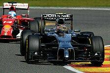 Formel 1 - Das war Racing: Strafe: Boullier stellt sich hinter Magnussen