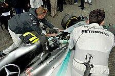 Formel 1 - Video: Nico Rosberg blickt auf Monza