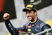 Formel 1 - Riesige Ehre: Ricciardo erh�lt Bandini-Troph�e