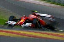 Formel 1 - Topspeednachteil zu gro�: R�ikk�nen erwartet Aufschwung erst nach Monza