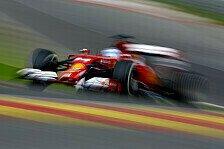 Formel 1 - Podium verpasst?: Alonso: Batterie-Problem und Kollision