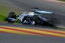 Formel 1 - Star Wars in neuen Dimensionen: Spa-Unfall: 11 Antworten zum Mercedes-Wahnsinn