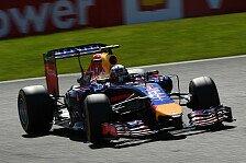 Formel 1 - Horner h�tte kein Geld auf Sieg gesetzt: Topspeed-Monster Red Bull: In Monza ohne Fl�gel