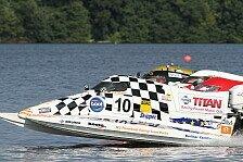 ADAC Motorboot Masters - F�hrung in der Gesamtwertung verloren: Szymura f�llt bei Heimrennen aus