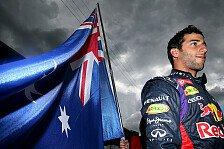 Formel 1 - Mercedes zu stark: Alonso: Ricciardo hat keine Chance auf WM-Titel