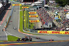 Formel 1 - Mercedes serviert Ricciardo den Sieg: Belgien GP: Die Renn-Analyse