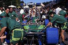 Formel 1 - Bilder: Michael Schumachers F1-Deb�t
