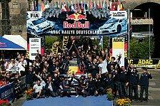 WRC - Video: Hyundai blickt auf die Rallye Deutschland zur�ck