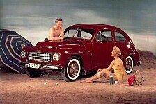 """Auto - Ein schwedischer """"Buckel"""" erobert die Welt: 70 Jahre Volvo PV444"""