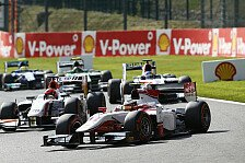 GP2 - Bilder: Spa-Francorchamps - 15. & 16. Lauf