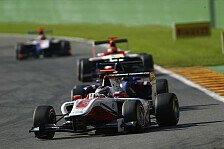 GP3 - Bilder: Spa-Francorchamps - 11. & 12. Lauf