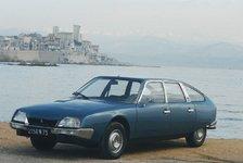 Auto - Synthese aller technischen Entwicklungen: 40 Jahre Citroen CX