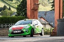 WRC - Gesamt- und Juniorensieg in der Citroen Racing Trophy: Knof/Stein feiern vorzeitigen Titelgewinn