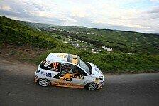 ADAC Opel Rallye Cup - Hartes St�ckchen Arbeit: F�r Griebel/Rath geht es Schlag auf Schlag