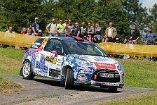 WRC - Wechselbad der Gef�hle beim Saisonh�hepunkt: Team Wallenwein: Defektteufel schl�gt zu