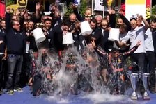 WRC - Video: Hyundai stellt sich der Ice Bucket Challenge