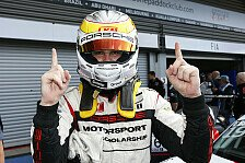 Supercup - Erstes Jahr, erster Titel: Vorzeitiger Rookie-Titel f�r Earl Bamber