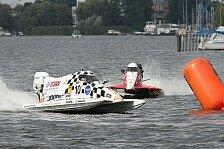ADAC Motorboot Masters - Szymura mit perfektem Wochenende: F�hrungswechsel in Rendsburg