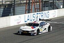 DTM - Deb�t im BMW M4 DTM: Kovalainen: Erster Test mit BMW