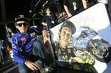 MotoGP - 246 GP-Starts und kein bisschen leise: Rossi-Special: Alles zu seinem Start-Rekord