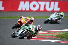 MotoGP - Ein harter Tag in Silverstone: Defekte und St�rze f�r Open-Piloten