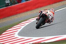 MotoGP - Bradl st�rzt erneut: Marquez f�hrt auch letztes Training an