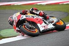 MotoGP - Pedrosa, Rossi und Lorenzo legen zu: Marquez f�hrt weiter voran