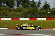 ADAC Formel Masters - Spannender Kampf an der Spitze: Jensen holt Sieg auf dem N�rburgring