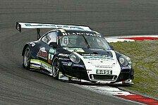 ADAC GT Masters - Unf�lle verhindern Top-Resultat: Philipp Frommenwiler weiter im Pech