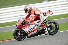 MotoGP - Ducati nach Qualifying optimistisch: Dovizioso: In Silverstone n�her dran?