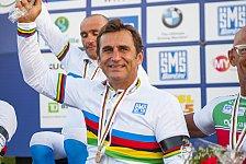 Blancpain GT Serien - Habe ein gro�es L�cheln in meinem Gesicht: Zanardi wird Staffel-Weltmeister mit dem Handbike