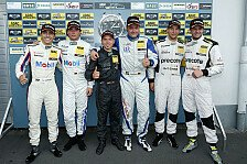 ADAC GT Masters - RWT Racing mit Deb�tsieg: �berraschungssieg f�r RWT