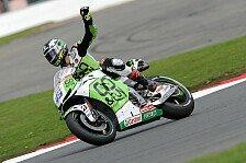 MotoGP - Mit Sonderlackierung ins Q2: Open-Klasse: Redding stiehlt allen die Show