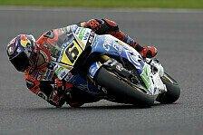 MotoGP - Vom Winde verweht: Bradl erlebt Horror-Samstag mit zwei St�rzen