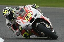 MotoGP - Perfektes Gef�hl auf den weichen Reifen: Iannone: Startplatz zwei f�r das Rennen essentiell