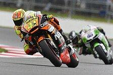 MotoGP - Kein Risiko mit den Reifen: Forward: Espargaro zaubert sich auf Starplatz vier