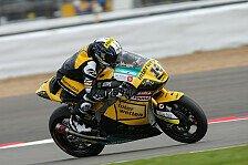 Moto2 - Zum Rennende fehlte das gute Gef�hl zum Vorderrad: L�thi: Wichtige Punkte mitgenommen