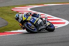 Moto2 - Zweik�mpfe im Mittelfeld kosten Rhythmus: Schr�tter: Achtes Punkte-Finish in Serie
