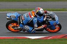 Moto3 - Neun Crashes in Misano: Rins dominiert Sturzorgie im ersten Training